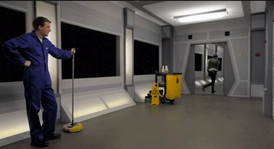 Crédit: spacejanitors.com
