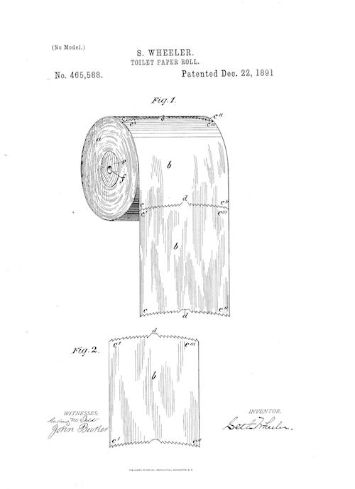 papier de toilette