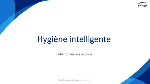Hygiène intelligente