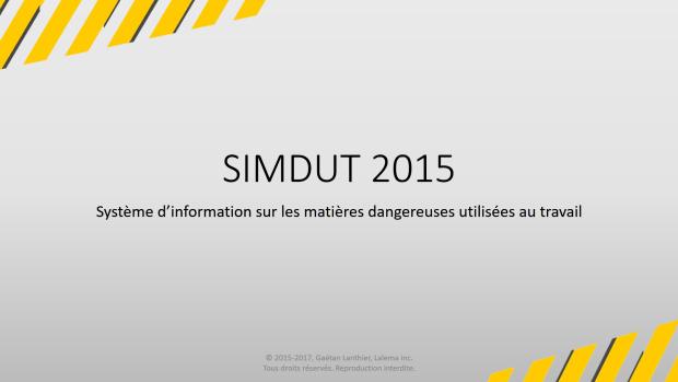 simdut-2015