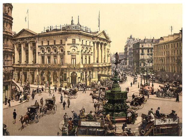 londres, 1890