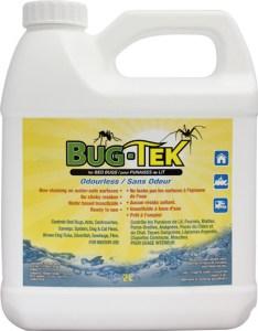 bug tek contre les punaises de lit