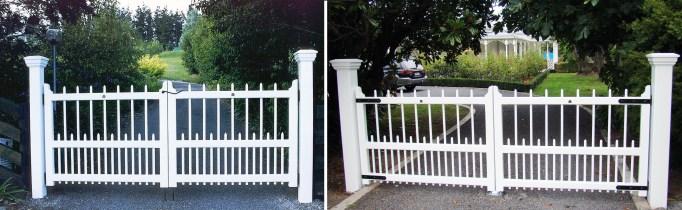 Gates: Timber vs Aluminium?