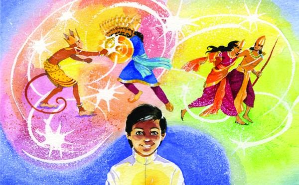 Bilingual Book Review: Deepak's Diwali