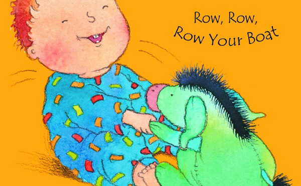 Bilingual Book Review: Row, Row, Row Your Boat
