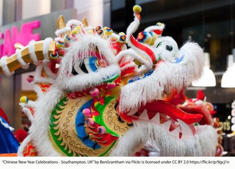 chinese new year bilingual children books
