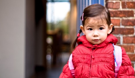 Bilingual Children and the First Days of School