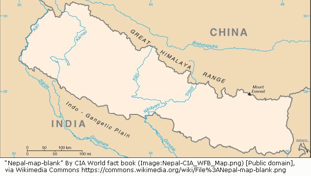 Nepali language nepali books facts figures and resources map of nepal nepali books bilingual childrens books gumiabroncs Images