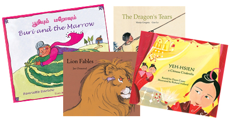 World Folktales and Fables Week