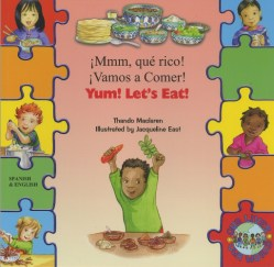 Yum! Let's Eat - multicultural books for preschool