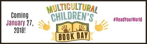 Multicultural Children's Book Day 2018 banner
