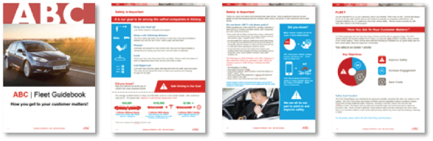 Safety Framed Fleet Guidebooks + New Incentives = Huge Savings