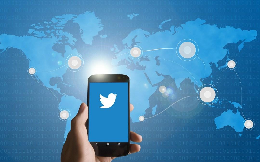 Être visible sur Twitter