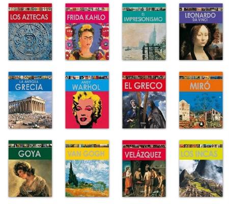 Serie: Enciclopedia del Arte