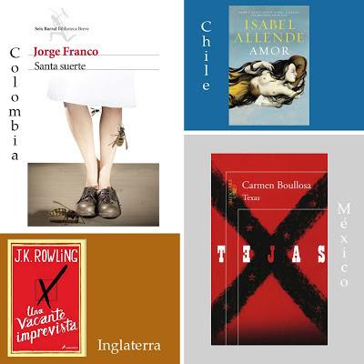 ¿Qué vas a leer este fin de semana?