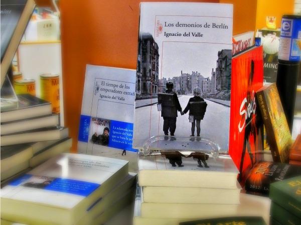 Club del libro con Ignacio del Valle en Metrópolis Azul