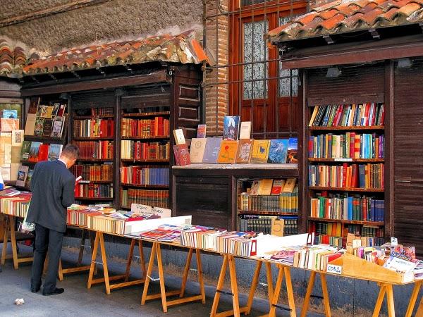 29 de noviembre. Día de la librería… y del librero