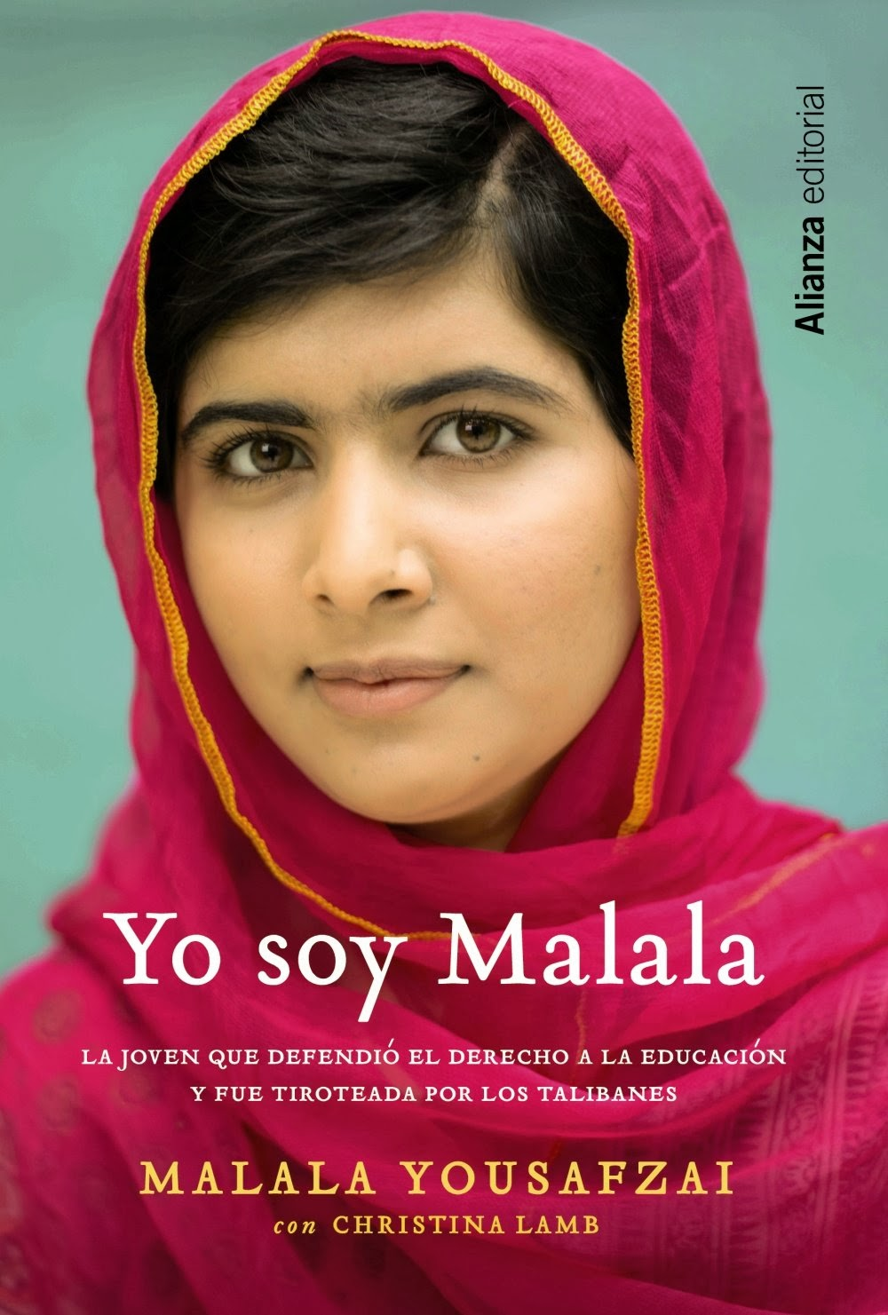 YO SOY MALALA, de Malala Yousafzai y Christina Lamb