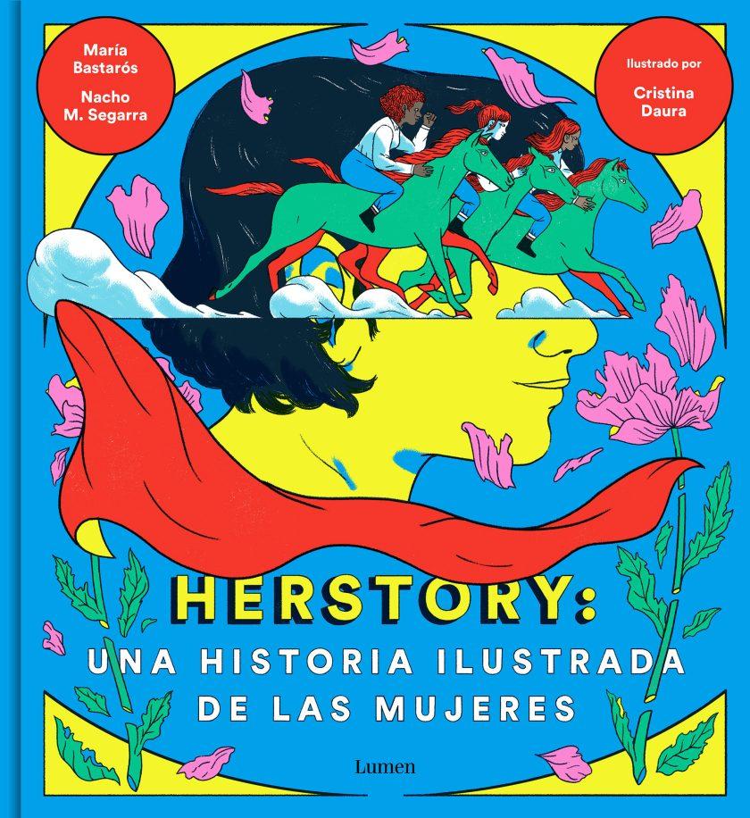 Herstory Portada del libro
