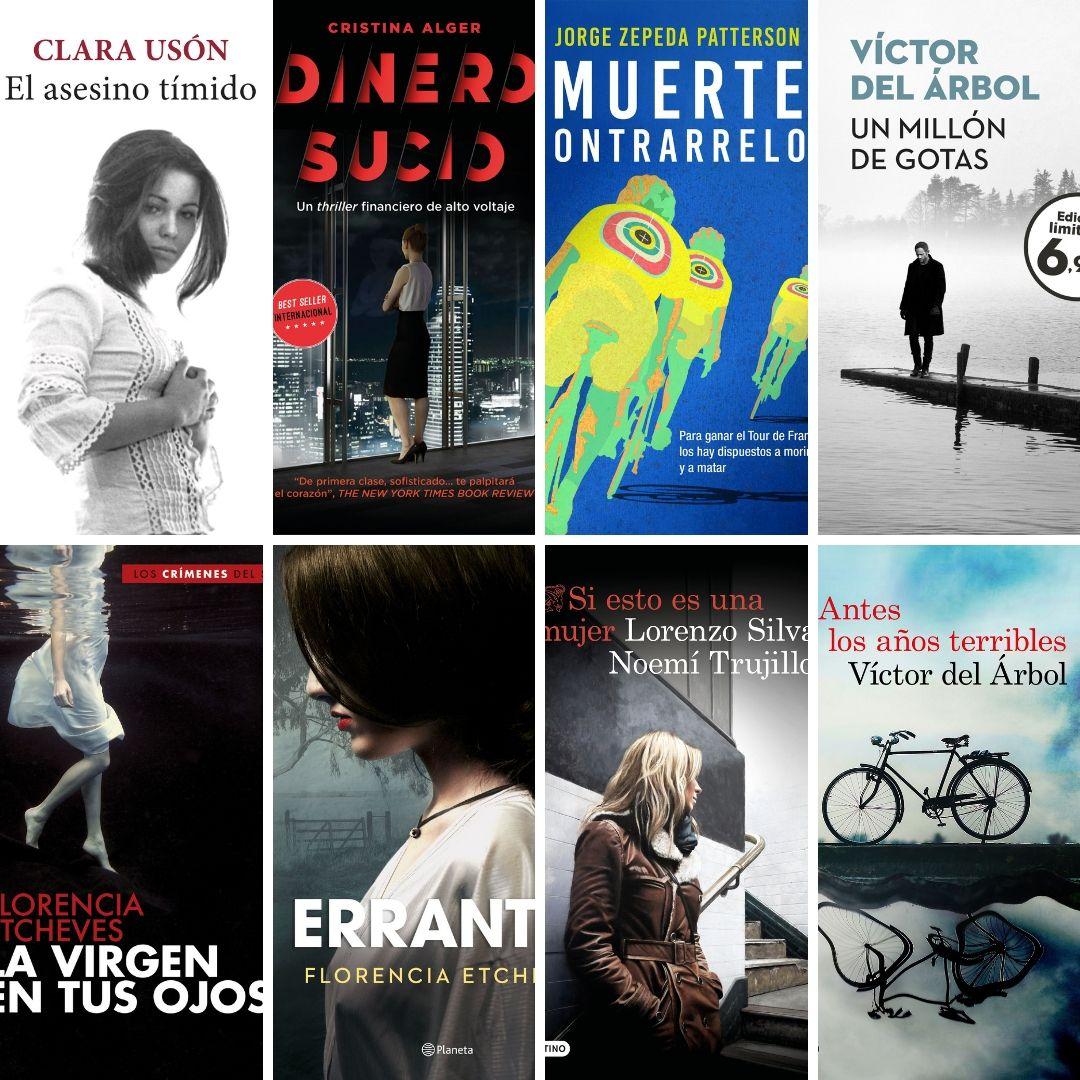Festival de novela policiaca / Festival du roman policier en espagnol