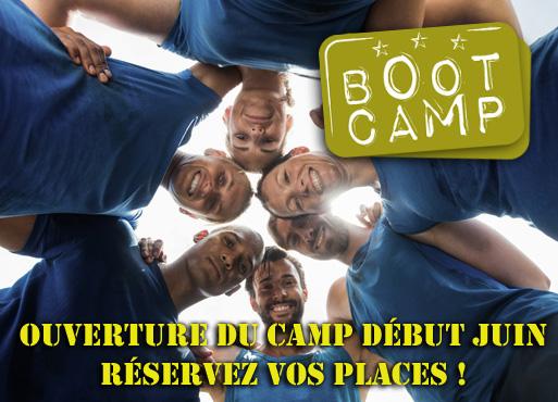 Bootcamp - Deauville Aventure