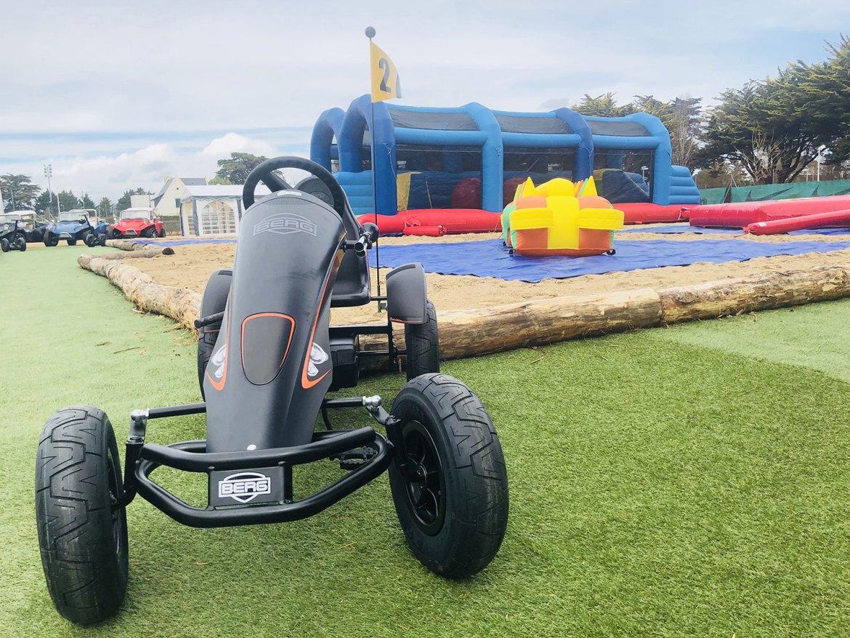 la baule, parc loisirs, activités enfants, kids, famille, segway, buggy, parcours du combattant