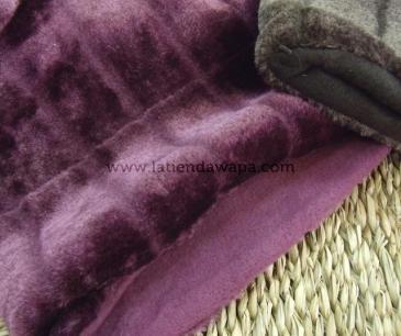 Detalle textura mantas