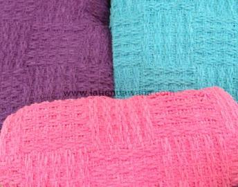 Mantas colores lisos