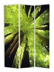 Biombo con bosque