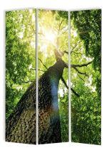 Biombo de árboles