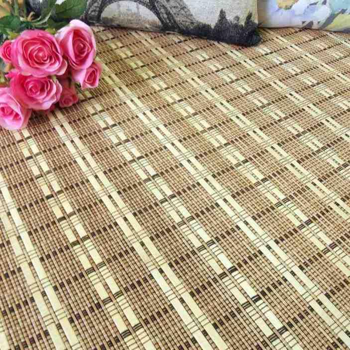 La alfombra Costa Rica de bambú
