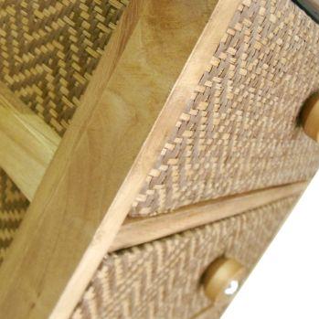 Cajoneras de madera y fibra