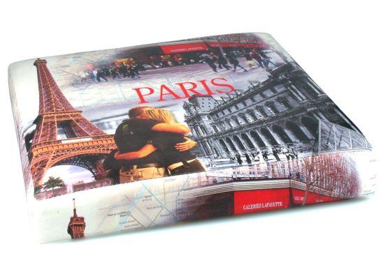 Puff plegado París