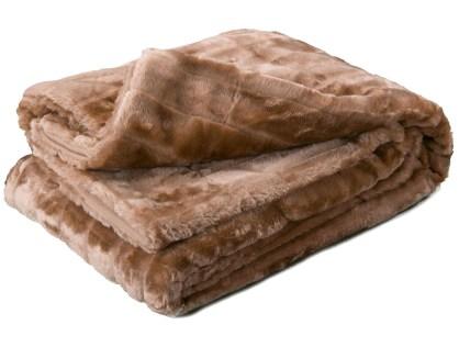 Manta para cama y sofá