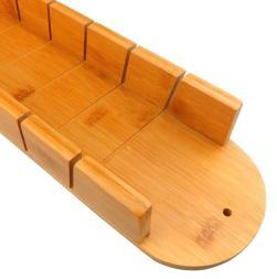 Tabla para pan de madera
