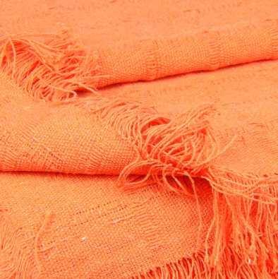 Cobertor multiusos naranja