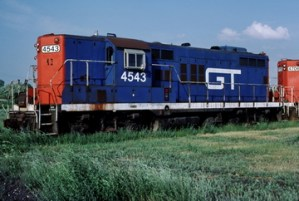 Grand Trunk Western, MI, '82-'84
