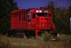 Detroit Toledo & Ironton, MI, 1982-84