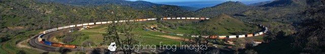 Tehachapi Loop is timeless, and on the Bucket List for many a photographer and railfan.