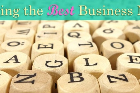 Building the Best Business Name
