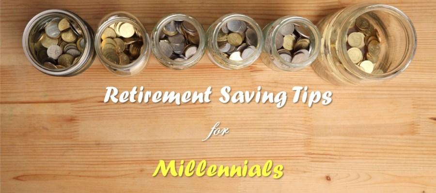 Retirement Saving Tips for Millennials