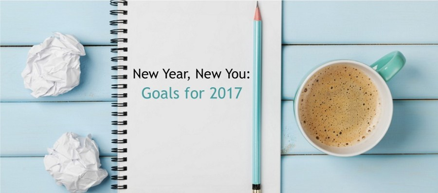 New Year, New You: Goals for 2017