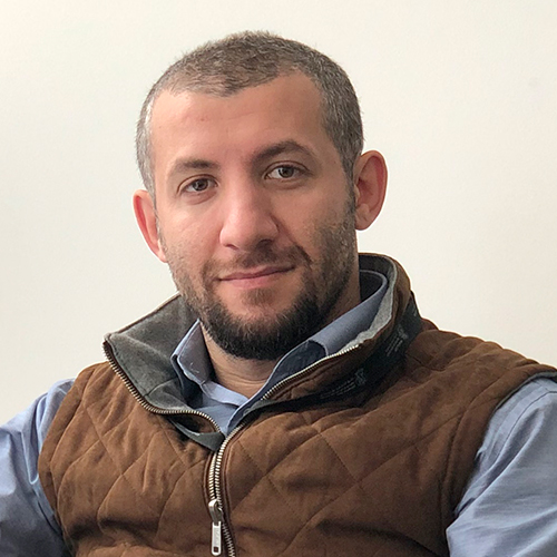 Yaser Nazzal - Co-founder & Product Manager
