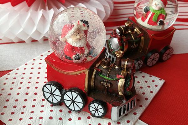 Des couleurs métalliques pour un Noël so chic