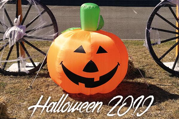 Préparez votre déco d'Halloween 2019