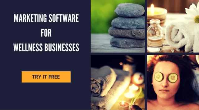 Spa marketing strategy - Marketing software