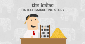 Indian Fintech Marketing story