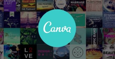 Image of canva and the image examples made on it