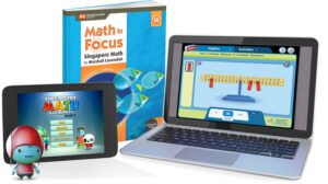 Math in Focus: Singapore Math (Source: HMH)
