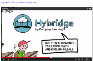 Hybridge (TM)Video [Source: Compass Learning]